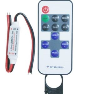RF Wireless Remote LED Controller