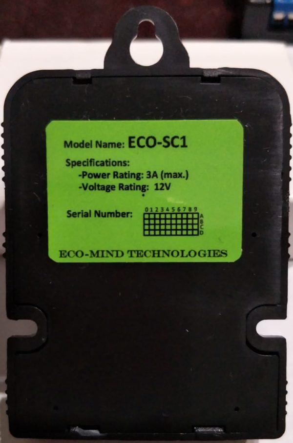 SolarChargeControllerBack