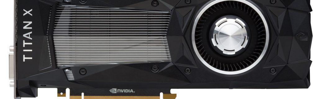 NVIDIA Titan Xp GPU